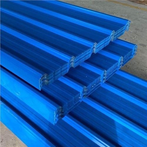 Multicolor Metal Roofing Sheets